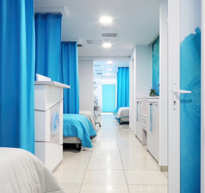 Embryolab recovery room