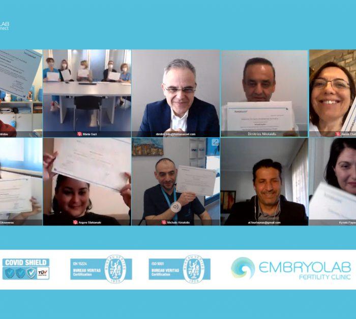 Embryolab Risk Management Team
